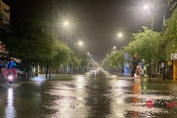 Miền Trung 'đón' bão, từ ngày mai có mưa rất to
