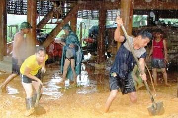 Bão, áp thấp nhiệt đới đổ bộ trực tiếp vào tỉnh Nghệ An có xu thế tăng cường độ và mức độ nguy hiểm theo thời gian