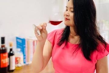 Nữ cử nhân làm rượu vang từ đặc sản khoai lang tím