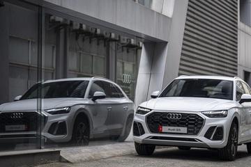 Các DN nhập khẩu ô tô chính hãng kiến nghị giảm 50% phí trước bạ