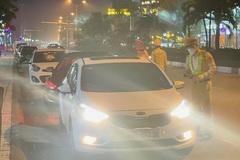 Hà Tĩnh: Một tối xử phạt 15 trường hợp bật đèn pha trong nội thành