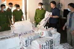 Nghệ An: Triệt phá đường dây buôn bán hàng cấm, bắt 4 đối tượng